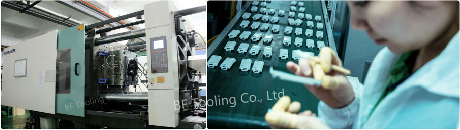 Injection Molding_Bf Tooling Co , Ltd